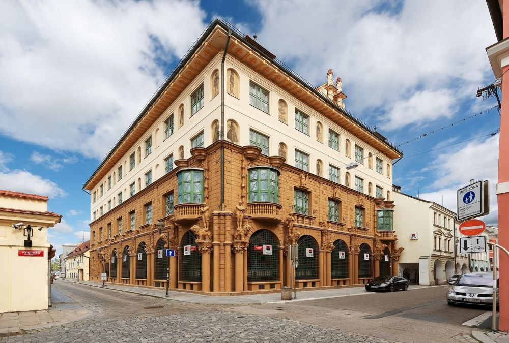 6f1d3c552727 Rekonstrukce budovy Komerční banky