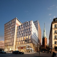 3XN: Station City Stockholm