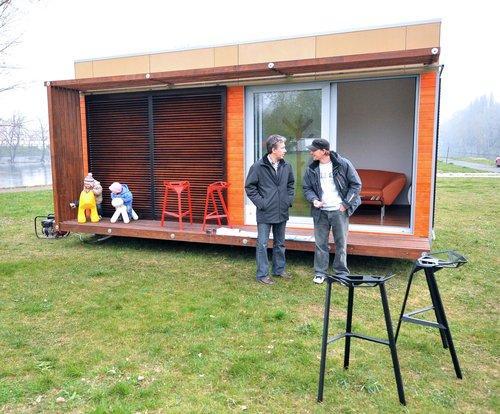 Stavbawebcz Takzvané Modulární Domy Je Možné Skládat Jako Lego