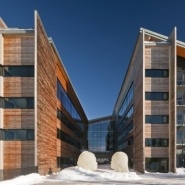 Bohlin Cywinski Jackson: Copperhill Mountain Lodge