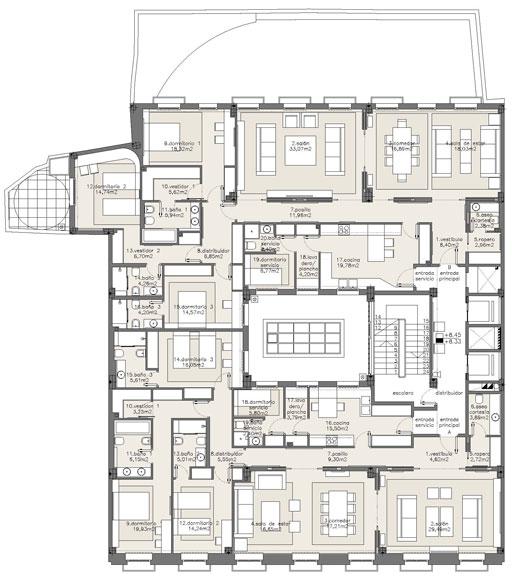 small apartment building floor plans - best furniture decor ideas