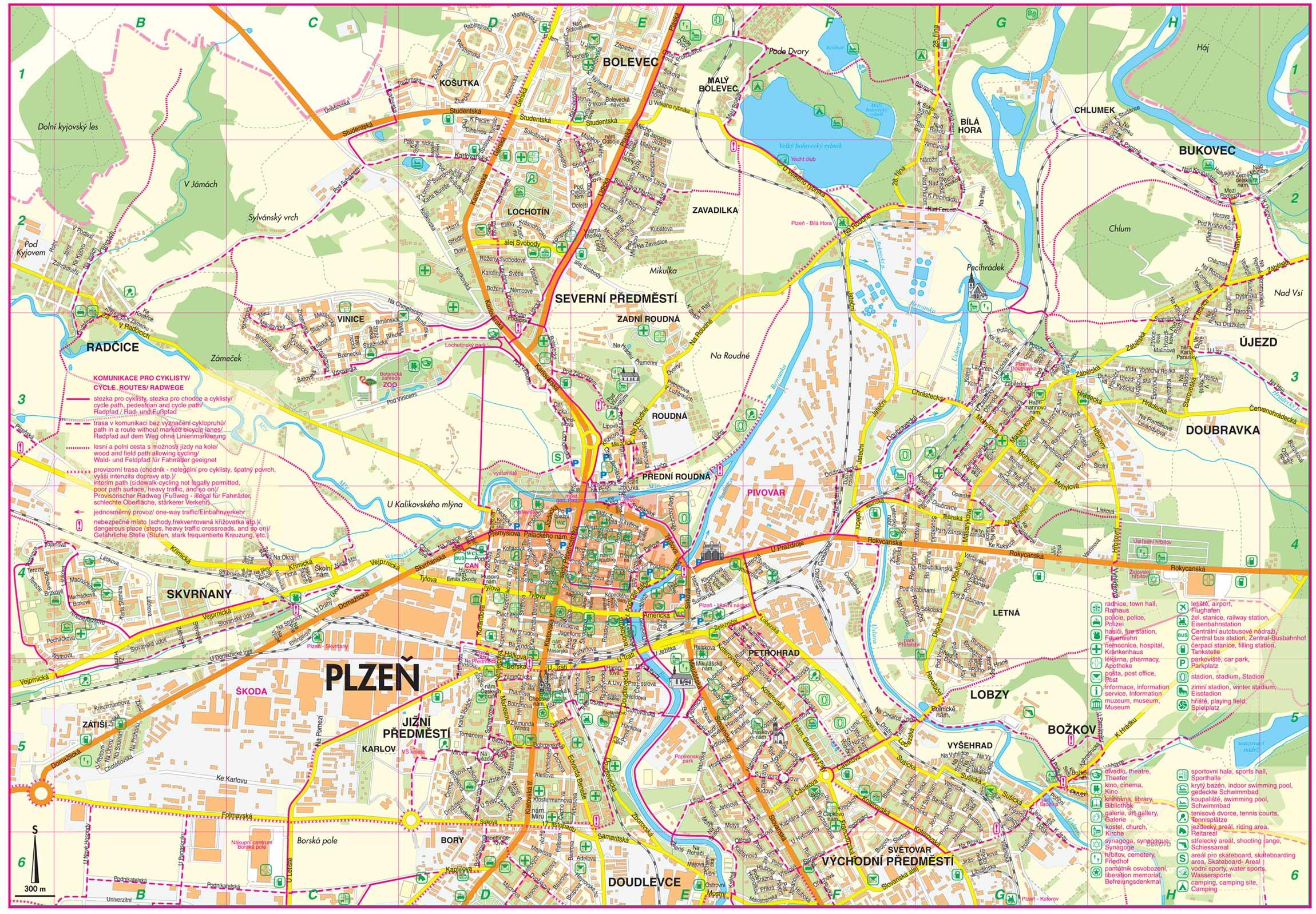 Stavbaweb.cz – Plzeň vypíše urbanistickou ideovou soutěž na ...