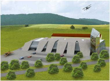 Letecké muzeum Metoděje Vlacha v Mladé Boleslavi (zdroj: ZASTAT.cz)