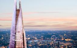The Shard (zdroj foto: theviewfromtheshard.com)