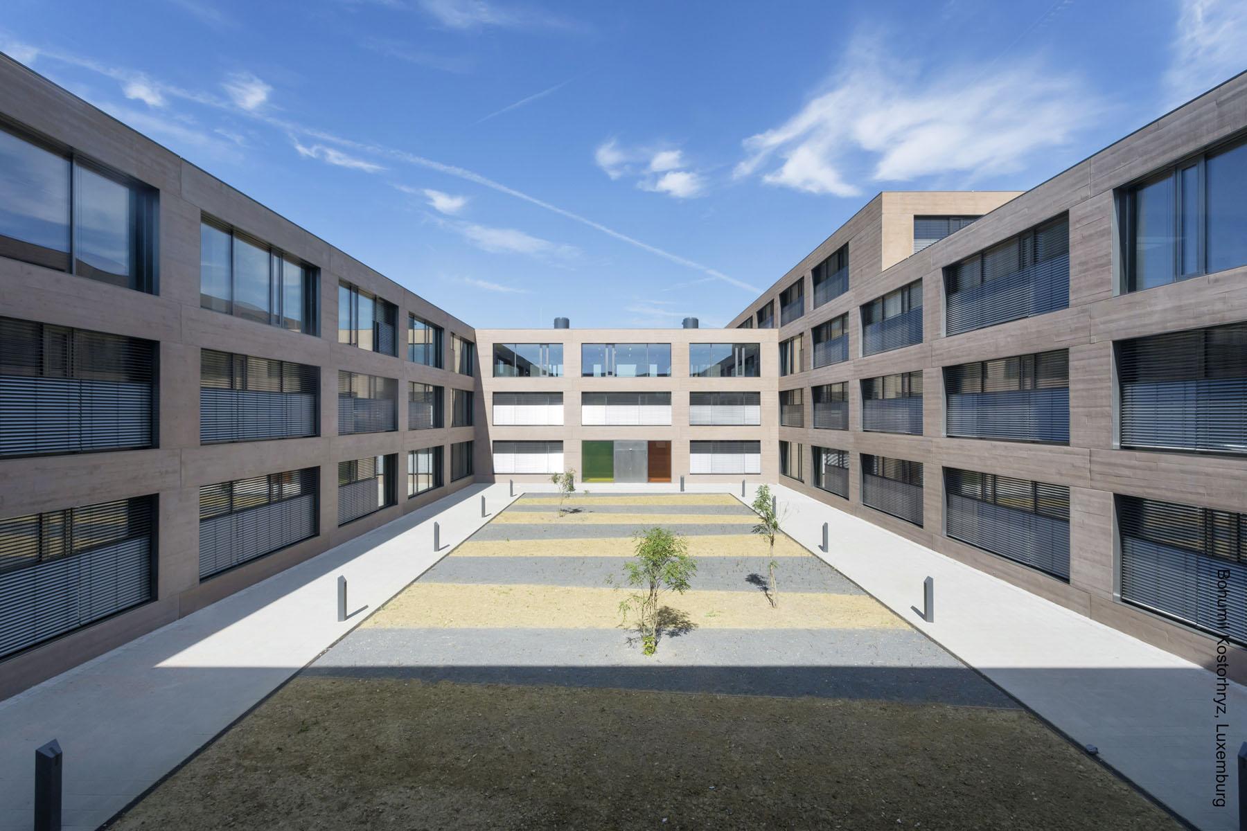 Schilling Architekten stavbaweb cz michel petit schilling architekten european ii