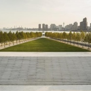 Four Freedoms Park Franklina D Rooswelta v New Yorku