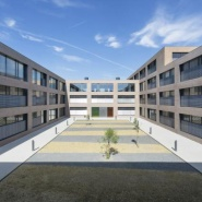 Michel Petit, Schilling Architekten: European School II