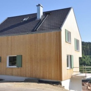 partnerundpartner-architekten: Wooden House K