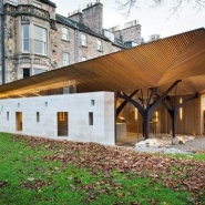 Simpson and Brown Architects: kaple svatého Alberta Velikého v Edinburghu
