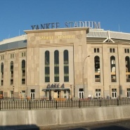 Yankee Stadium v New Yorku